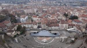 19 uitzicht over Vienne
