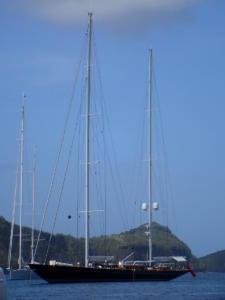 (25) Holland Royal Huisman schip