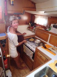 (38) Koken onder helling
