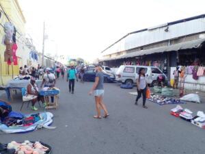 Kingston. winkelstraat