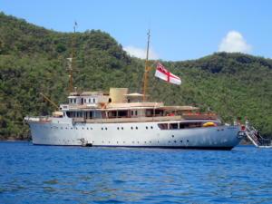 (50)MV Shemara. Te huur voor €300.000,- per week