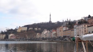 02 Voorstad van Lyon