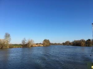 19 Begin van de Saône.