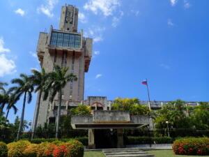 Russische ambassade in Havana