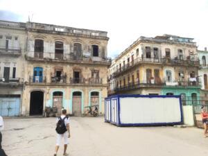 Havana, overal verval