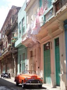Havana. Straatbeeld