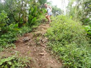 23 de hike naar Mount Qua Qua