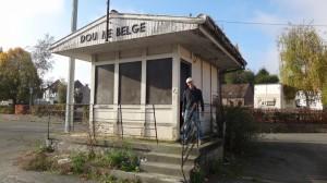 28 oude grenspost aan de Sambre