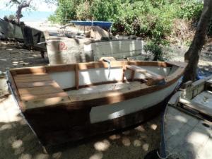 Nieuwe vissersboot