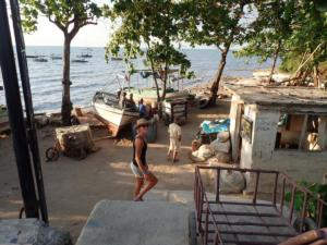 Manzanillo vissershaven