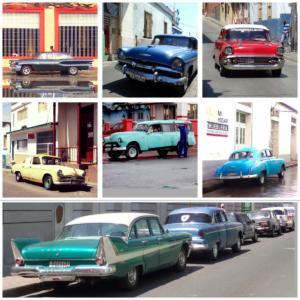 Taxi collectivo.