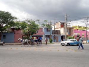 Een bar in Santiago de Cuba