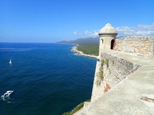 entre baai van Santiago de Cuba