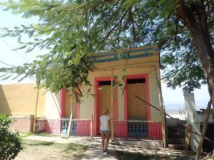 geboortehuis van Fidel Castro in Santiago de Cuba