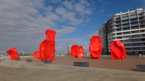 kunst in Oostende